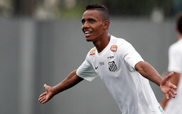 Diego Cardoso atacante sub-20 Santos (Foto: Pedro Ernesto Guerra Azevedo / Santos FC)