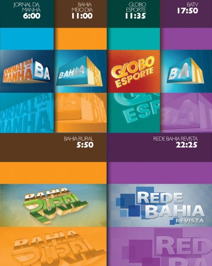 Rede Globo Redebahia Veja Como Vai Ficar A Programacao Da Tv Bahia Durante O Horario De Verao
