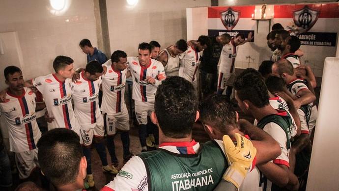 Itabaiana (Foto: Wendell Rezende/AOItabaiana)