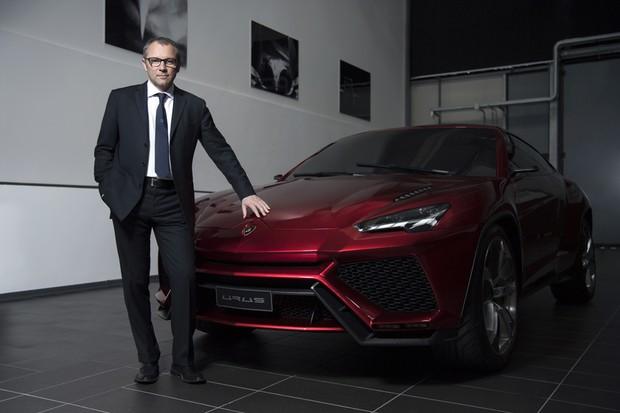 Stefano Domenicali, CEO da Lamborghini (Foto: Divulgação)
