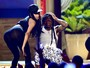 Nicki Minaj deixa Lil Wayne ba-ban-do com performance ousada