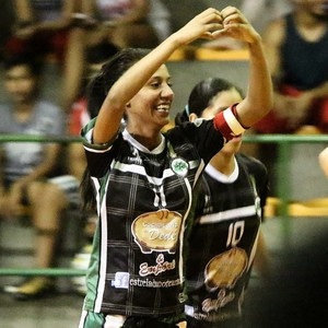 Estrela do Norte Futsal Feminino Sub-20 Amazonas (Foto: Emanuel Mendes Siqueira)