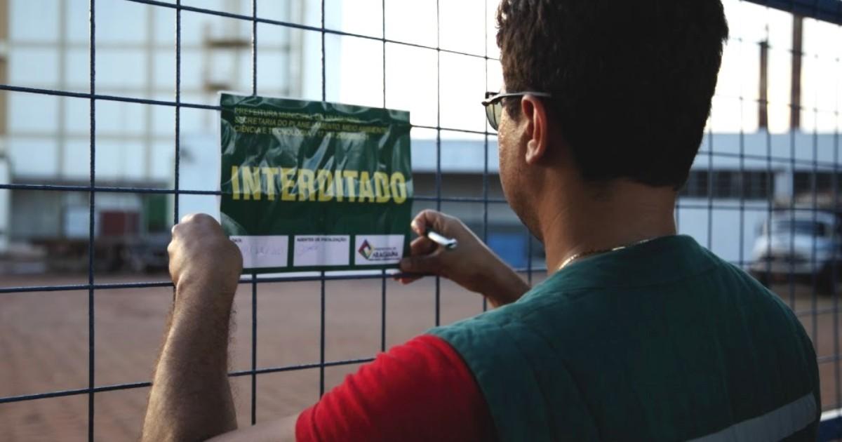 Laticínio instalado em Araguaína é interditado por poluição do ar - Globo.com