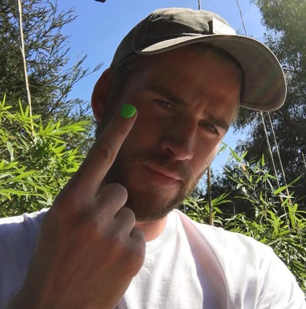 Liam Hemsworth (Foto: Reprodução)