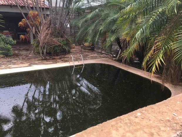 G1 piscinas em casas fechadas viram criadouros do aedes - Agua de piscina verde ...