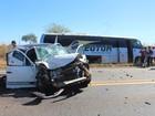 Polícia registra nove acidentes nas rodovias federais do Tocantins