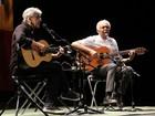 Caetano Veloso e Gilberto Gil são indicados ao 59º Grammy