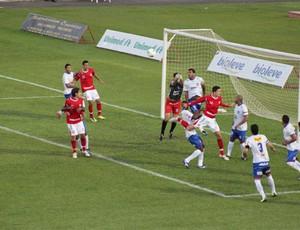 Mogi Mirim e Cianorte ficam no empate pela Série D (Foto: Geraldo Bertanha / Assessoria MMEC)