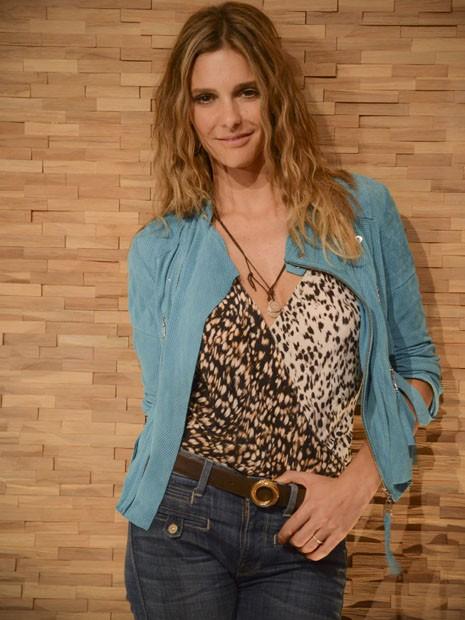 Fernanda Lima é sinônimo de versatilidade (Foto: Globo/Raphael Dias)
