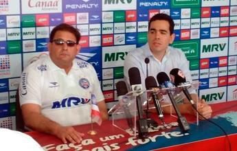 Marcelo Sant'Ana avalia trabalho de Guto e promete reforços para o Bahia