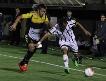 Bragantino x Criciúma Campeonato Brasileiro Série B (Foto: Fágner Alves/Gazeta Bragantina)