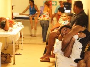 Hospital de Emergências de Macapá (Foto: Divulgação CRM)