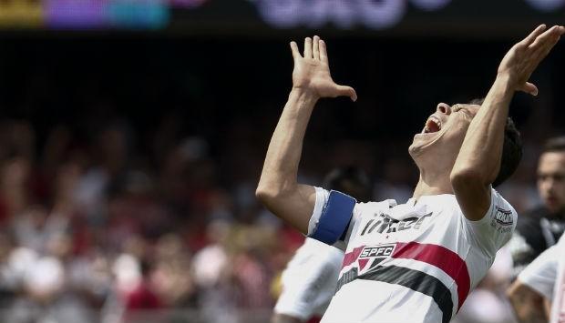 Hernanes, a esperança tricolor da volta do bom futebol perdido (Foto: Getty Images/Miguel Schincariol )
