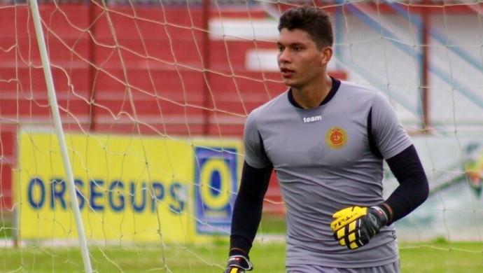 Neto Volpi Inter de Lages (Foto: Greik Pacheco/Inter de Lages)