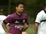 Adriano Ferreira e Héverton voltam a treinar, mas Magrão é dúvida no XV