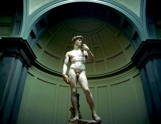 Davi,de Michelangelo  (Foto: Corbis Corporation / Fotoarena)