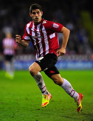 Ched Evans Sheffield United (Foto: Agência Getty Images)