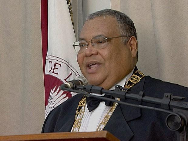Ubiratan Castro (Foto: Reprodução/TV Bahia)