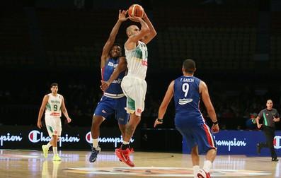 Brasil x República Dominicana Copa América de basquete México - Marquinhos (Foto: José Jiménez Tirado / FIBA Americas)