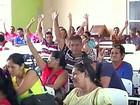 Professores paralisam atividades em Barreirinha, no interior do Amazonas
