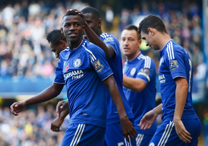 Ramires - Chelsea x Liverpool (Foto: Getty Images)