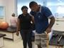 No Piauí, fisioterapia formou casal de namorados (Patrícia Andrade/G1)