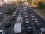 SP - 18h: Capital tem 81 km de filas; Marginal Tietê e Radial têm retenções