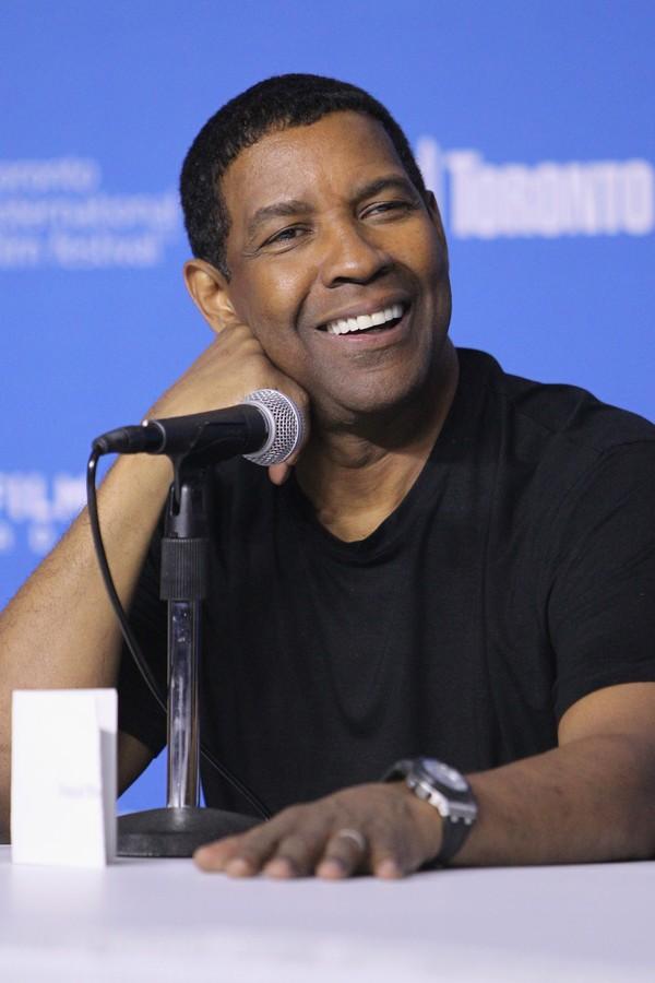 Denzel Washington (59) - Dia de Treinamento (2001); O Plano Perfeito (2006); O Gângster (2007) (Foto: Getty Images)