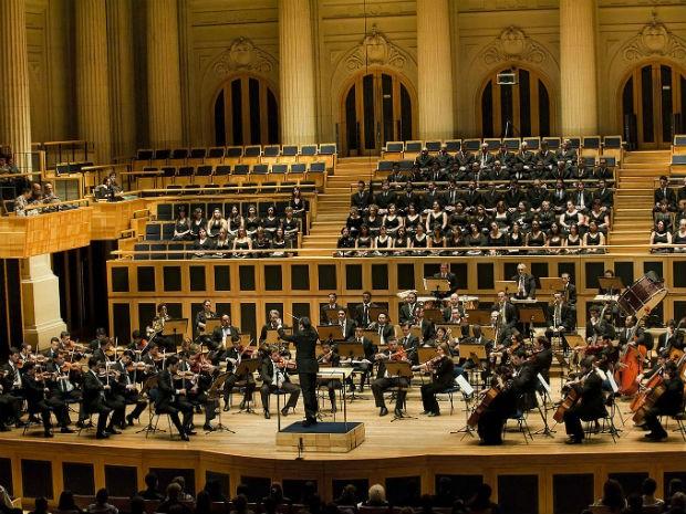 Saiu na TV TEM: 'Orquestra Sinfônica do Conservatório de Tatuí abre temporada de concertos'