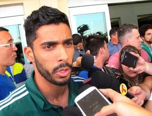 Vilson Palmeiras Entrevista (Foto: Marcelo Hazan)
