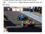 """Piquet Jr. alfineta Di Grassi via rede  social e reacende polêmica: """"Hipócrita"""""""