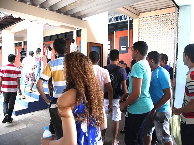 Portões serão abertos ao meio-dia e fechados às 13h (Foto: Flora Dolores / O Estado)