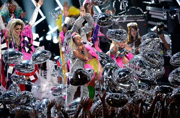 Miley Cyrus (Foto: Getty Images / AFP)