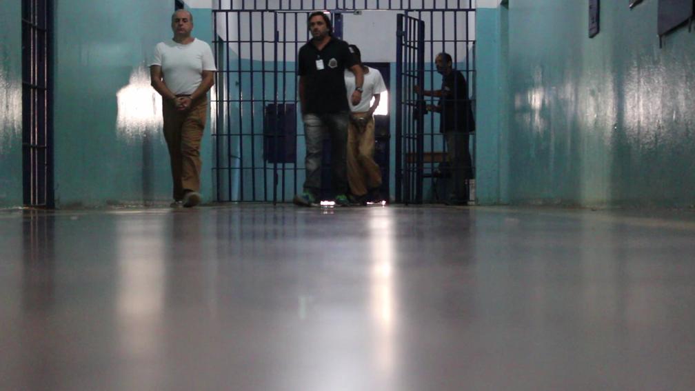 Penitenciária em Itaí é a única exclusiva para estrangeiros em Itaí  (Foto: Carlos Dias/G1)
