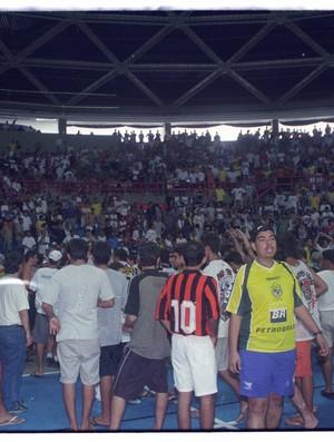 Sumov, Taça Brasil, 2001 (Foto: Tuno Vieira/Agência Diário)