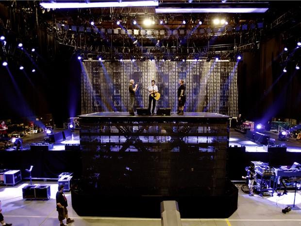 Paul McCartney ensaia para sua nova turnê 'Out there!' (Foto: Divulgação/MPL Communications)