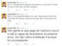 """Após áudio vazado, Neto responde Felipe Melo: """"Imprensa não joga"""""""