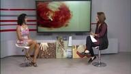 G1 entrevista Clarice Gonçalves, a pintora de Taguatinga que desenha mulheres