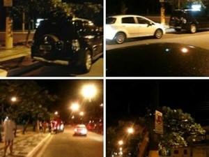 Situação foi registrada por munícipes (Foto: Ministério Público / Divulgação)