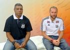 Veja entrevista com o técnico do Operário, Celso Rodrigues, e com o atacante Rodrigo Gral