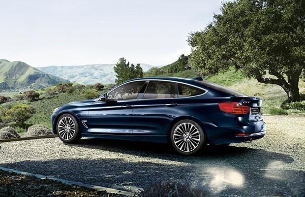 BMW Série 3 GT Luxury Lounge Edition (Foto: Divulgação)