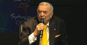 José Maria Marín, presidente da CBF (Foto: Reprodução SporTV)