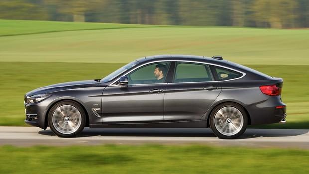 BMW Série 3 GT 2017 (Foto:  Divulgação)
