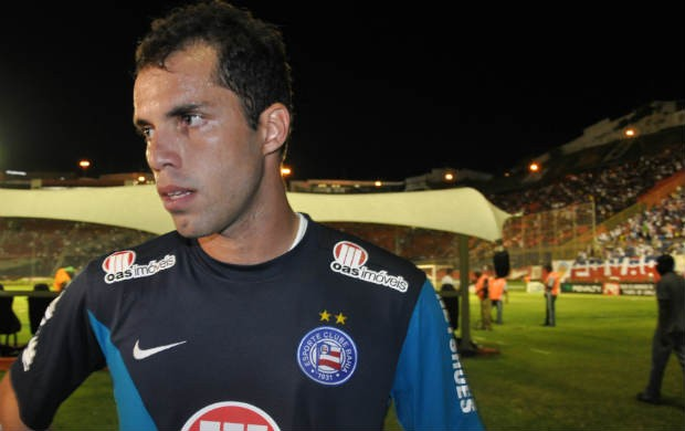 marcelo lomba; bahia (Foto: Eric Luis Carvalho/Globoesporte.com)