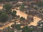 Cerca de 2,6 mil pessoas deixaram suas casas por causa da chuva no RJ