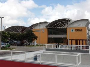 Cuca Modumbim foi inaugurado nesta sexta-feira (Foto: Prefeitura de Fortaleza/Divulgação)