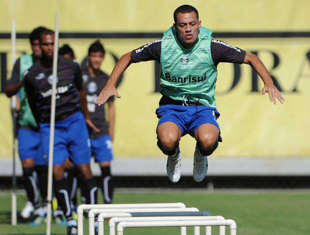 léo gago volante grêmio (Foto: Lucas Uebel/Grêmio FBPA)