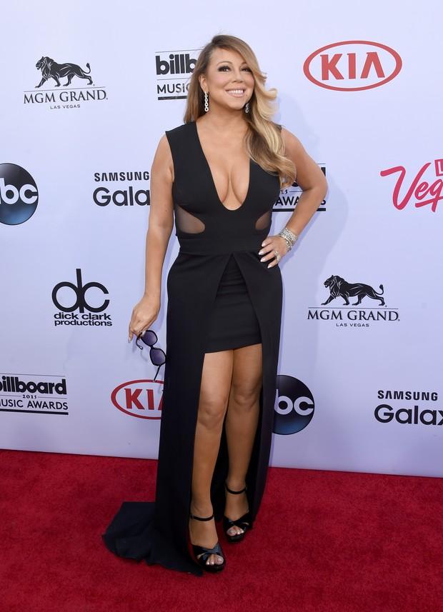Mariah Carey (Foto: AFP)