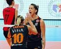 Thaisa se destaca e anota 24 pontos em vitória de seu time na Turquia