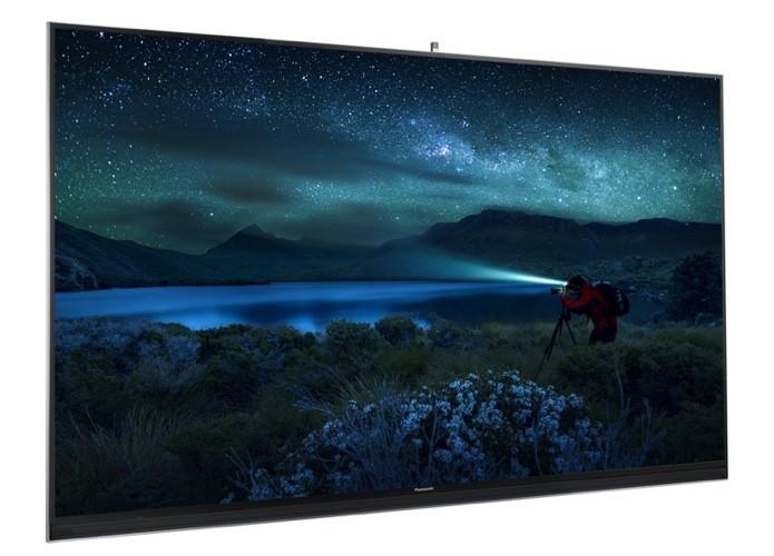 Panasonic 4K com tecnologia 3D e tela de 65 polegadas (Foto: Divulgação/Panasonic)
